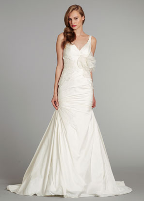Jim Hjelm Blush Bridal Dresses Style 1253 by JLM Couture, Inc.