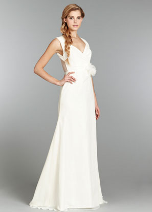 Jim Hjelm Blush Bridal Dresses Style 1355 by JLM Couture, Inc.