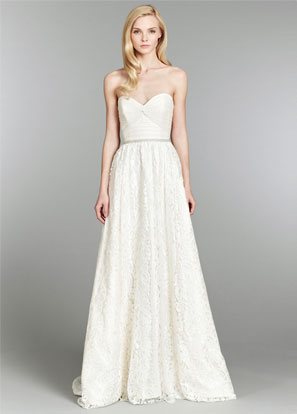 Jim Hjelm Blush Bridal Dresses Style 1356 by JLM Couture, Inc.