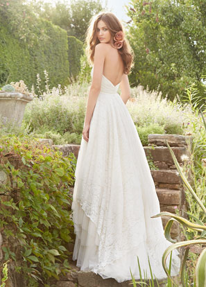 Jim Hjelm Blush Bridal Dresses Style 1350 by JLM Couture, Inc.
