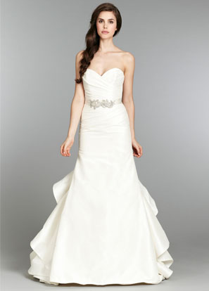 Jim Hjelm Blush Bridal Dresses Style 1353 by JLM Couture, Inc.