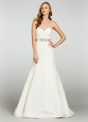 Jim Hjelm Blush Bridal Dresses Style 1303 by JLM Couture, Inc.