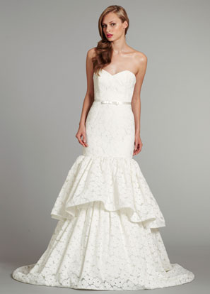 Jim Hjelm Blush Bridal Dresses Style 1251 by JLM Couture, Inc.