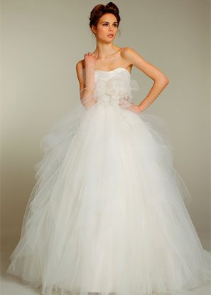 Jim Hjelm Blush Bridal Dresses Style 1156 by JLM Couture, Inc.