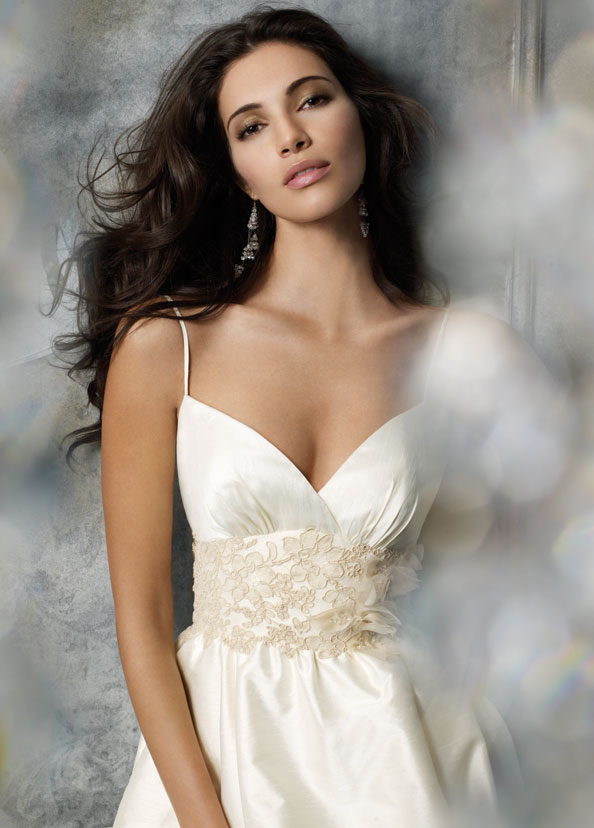 Jim Hjelm Blush Bridal Gowns, Wedding Dresses Style 1061 by JLM Couture, Inc.