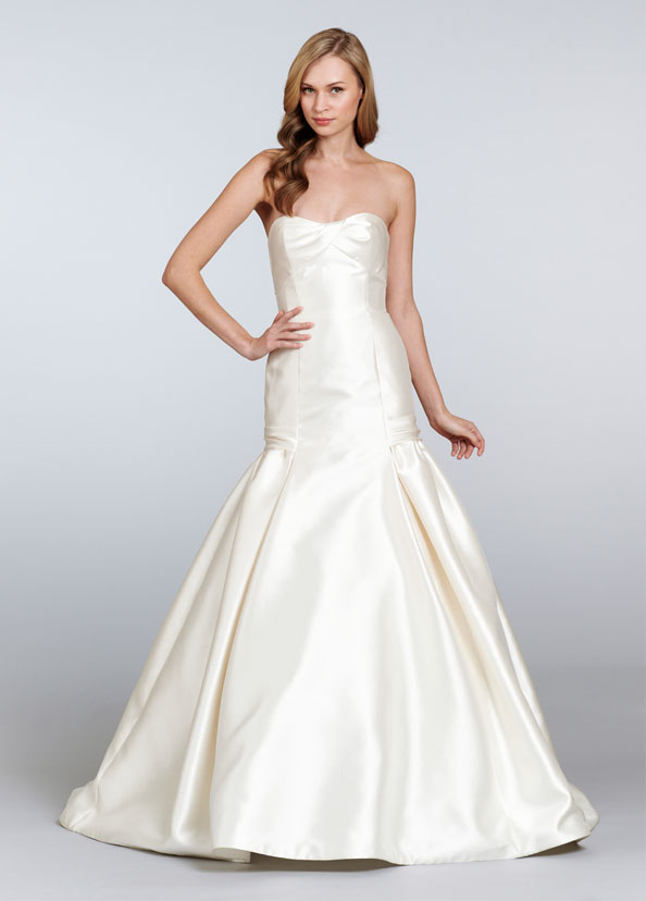 Jim Hjelm Blush Bridal Gowns, Wedding Dresses Style 1302 by JLM Couture, Inc.
