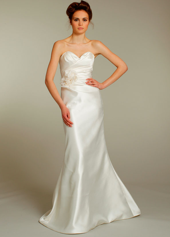 Jim Hjelm Blush Bridal Gowns, Wedding Dresses Style 1151 by JLM Couture, Inc.