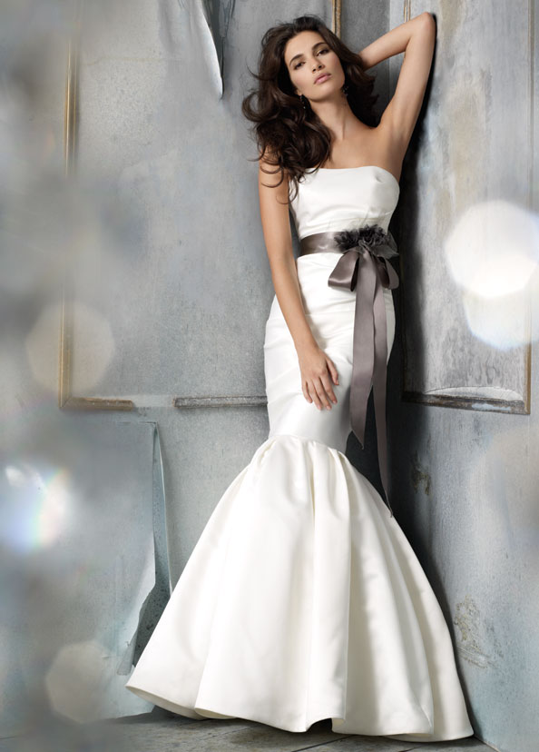 Jim Hjelm Blush Bridal Gowns, Wedding Dresses Style 1055 by JLM Couture, Inc.