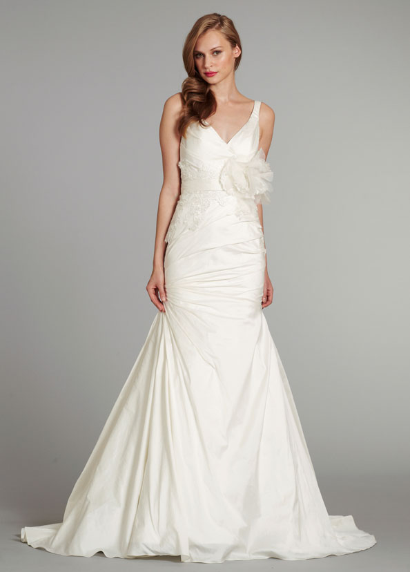 Jim Hjelm Blush Bridal Gowns, Wedding Dresses Style 1253 by JLM Couture, Inc.