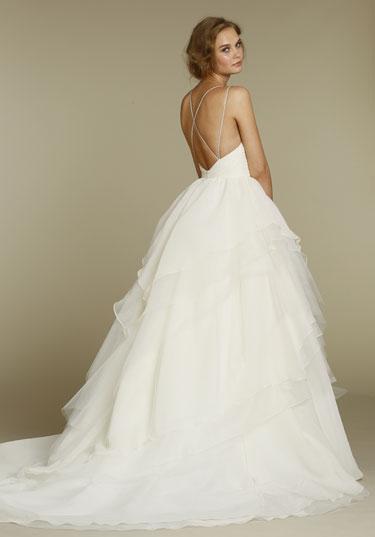 Hayley paige coco hattie for Hayley paige wedding dress prices