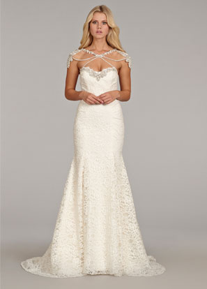Hayley Paige Bridal Dresses Style 6410 by JLM Couture, Inc.