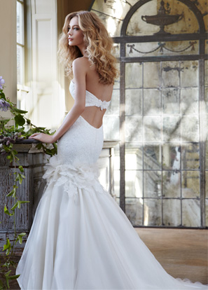 Hayley Paige Bridal Dresses Style 6206 by JLM Couture Inc