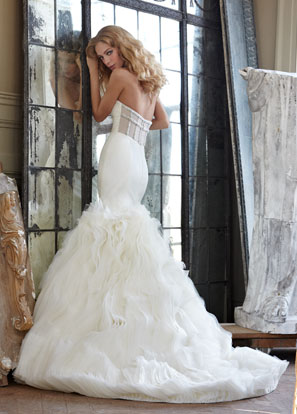 Hayley Paige Bridal Dresses Style 6203 by JLM Couture, Inc.