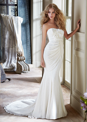 Hayley Paige Bridal Dresses Style 6207 by JLM Couture, Inc.