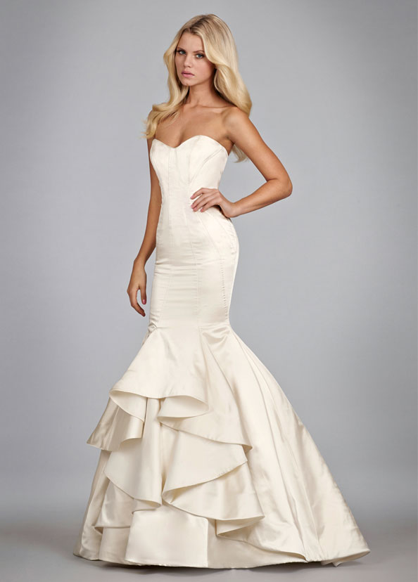 Hayley Paige Bridal Gowns, Wedding Dresses Style HP6408 by JLM Couture, Inc.