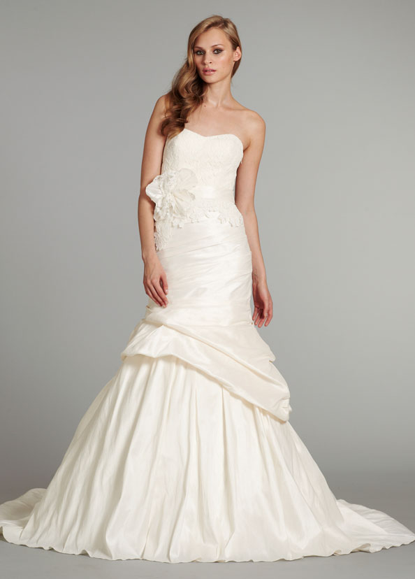 Hayley Paige Bridal Gowns, Wedding Dresses Style HP6253 by JLM Couture, Inc.
