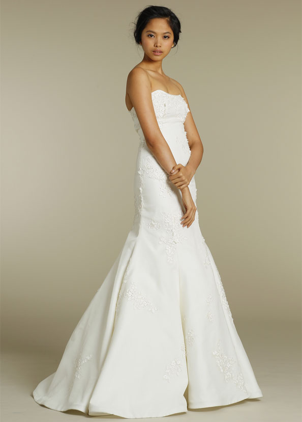 Hayley Paige Bridal Gowns, Wedding Dresses Style HP6202 by JLM Couture, Inc.