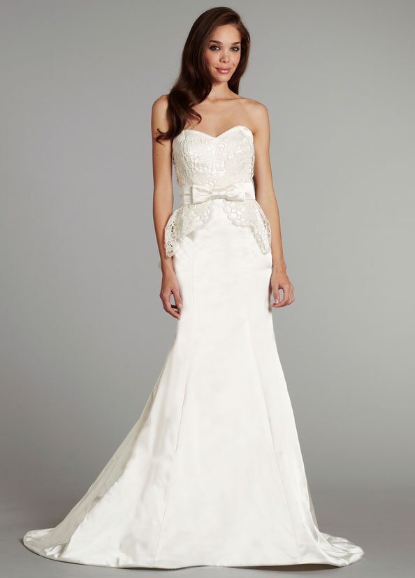 Hayley Paige Bridal Gowns, Wedding Dresses Style HP6250 by JLM Couture, Inc.