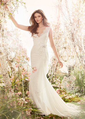 Jim Hjelm Bridal Dresses Style 8409 by JLM Couture, Inc.