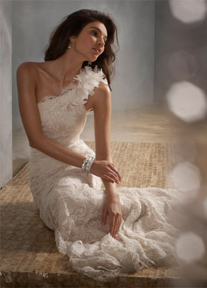 Jim Hjelm Bridal Dresses Style 8160 by JLM Couture, Inc.