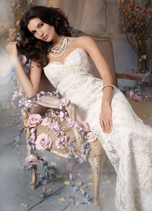 Jim Hjelm Bridal Dresses Style 8062 by JLM Couture, Inc.