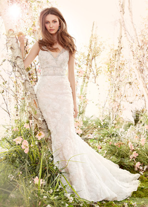 Jim Hjelm Bridal Dresses Style 8414 by JLM Couture, Inc.
