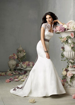 Jim Hjelm Bridal Dresses Style 8857 by JLM Couture, Inc.