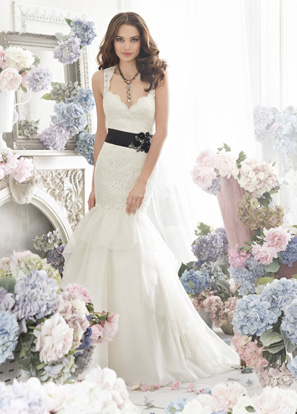 Jim Hjelm Bridal Dresses Style 8262 by JLM Couture, Inc.