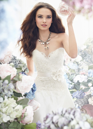 Jim Hjelm Bridal Dresses Style 8260 by JLM Couture, Inc.