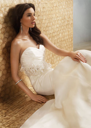 Jim Hjelm Bridal Dresses Style 8153 by JLM Couture, Inc.
