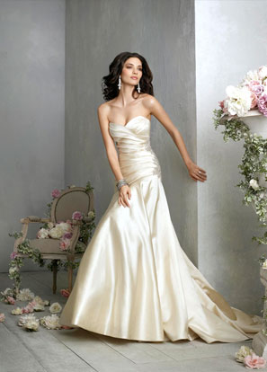 Jim Hjelm Bridal Dresses Style 8860 by JLM Couture, Inc.