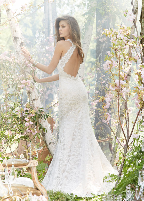 Blush Low Back Wedding Dress : Page not found