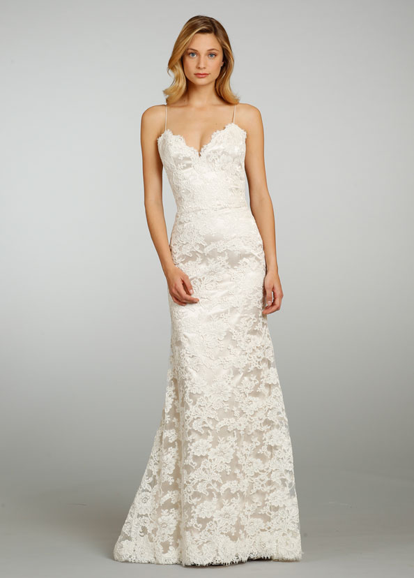 Jim Hjelm Bridal Gowns, Wedding Dresses Style jh8307 by JLM Couture, Inc.