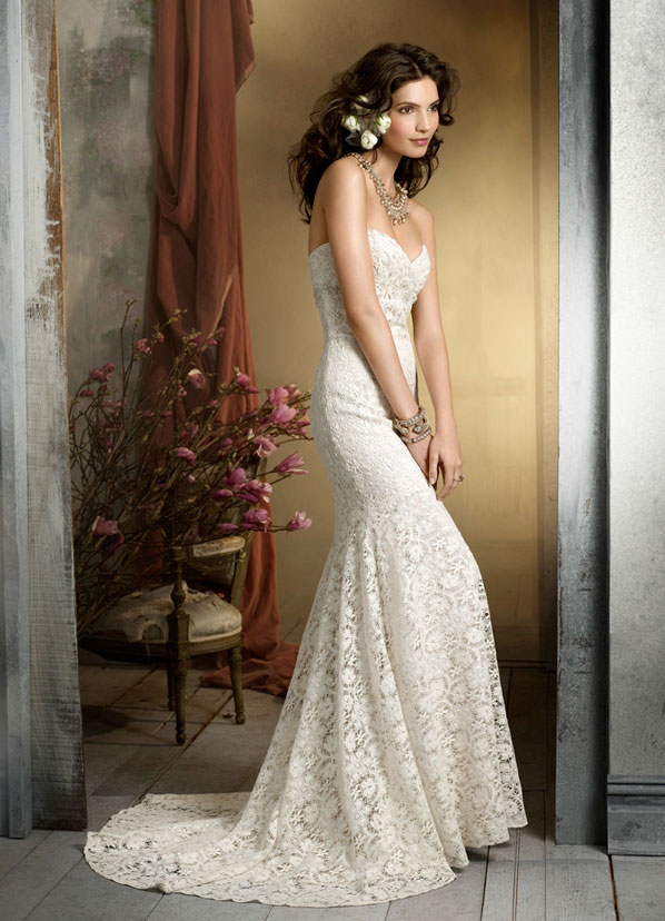 Jim Hjelm Bridal Gowns, Wedding Dresses Style jh8961 by JLM Couture, Inc.
