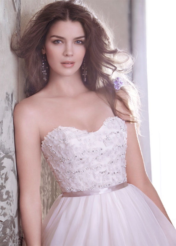 Jim Hjelm Bridal Gowns, Wedding Dresses Style jh8319 by JLM Couture, Inc.