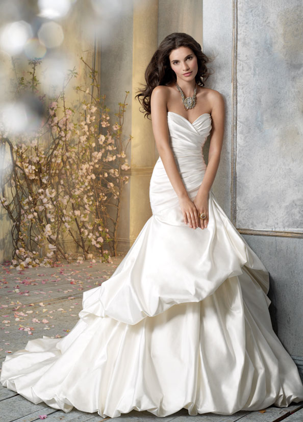Jim hjelm bridal gowns wedding dresses style jh8057 by jlm couture