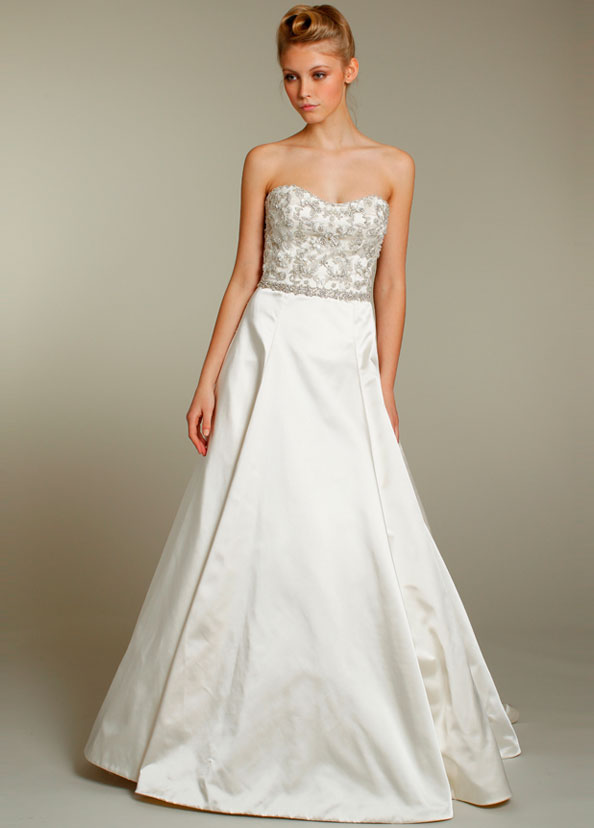 Jim Hjelm Bridal Gowns, Wedding Dresses Style jh8165 by JLM Couture, Inc.