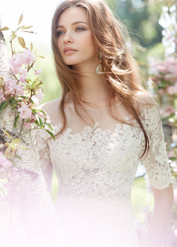 Jim Hjelm Bridal Gowns, Wedding Dresses Style jh8360 by JLM Couture, Inc.