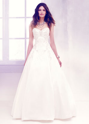 Lovelle By Lazaro Bridal Dresses Style 4410 by JLM Couture, Inc.