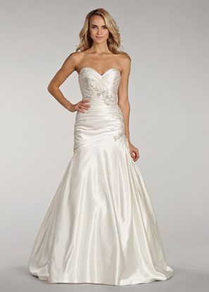 Lovelle By Lazaro Bridal Dresses Style 4400 by JLM Couture, Inc.