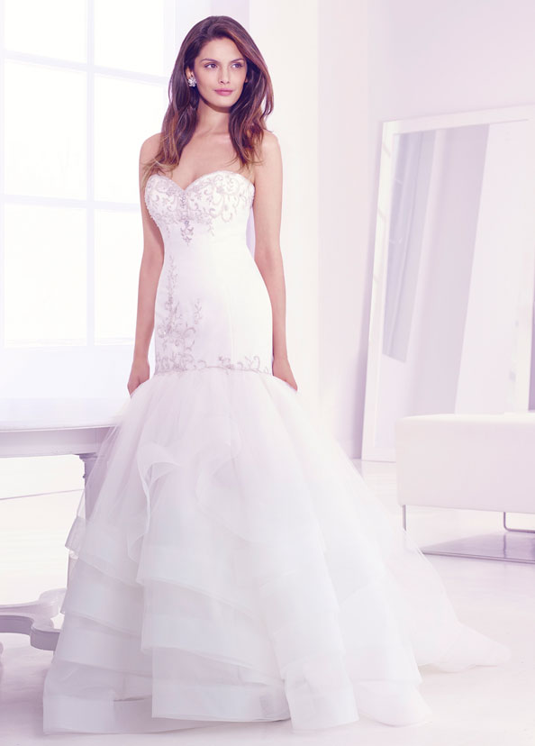 Lovelle By Lazaro Bridal Gowns, Wedding Dresses Style LL4401 by JLM Couture, Inc.