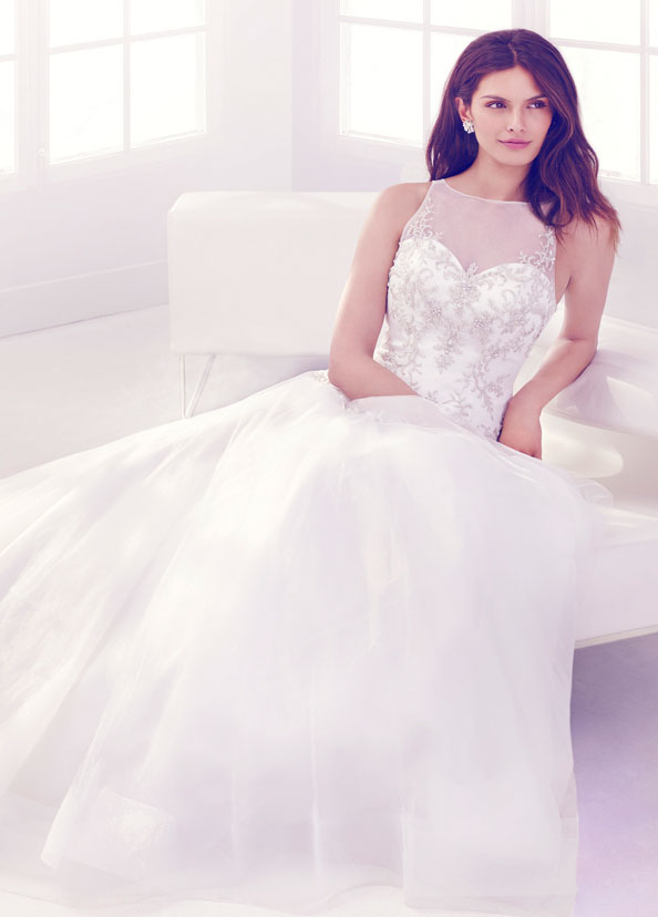Lovelle By Lazaro Bridal Gowns, Wedding Dresses Style LL4404 by JLM Couture, Inc.