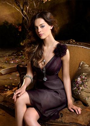 Платье для свидетельницы может быть различных оттенков серого: от...