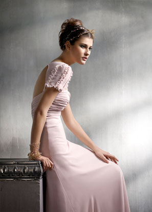 Lazaro Bridesmaids and Special Occasion Dresses Style 3849 by JLM Couture, Inc.