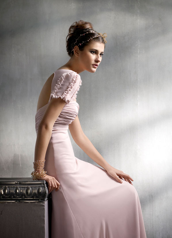 Lazaro Bridesmaids and Special Occasion Dresses Style LZ3849 by JLM Couture, Inc.