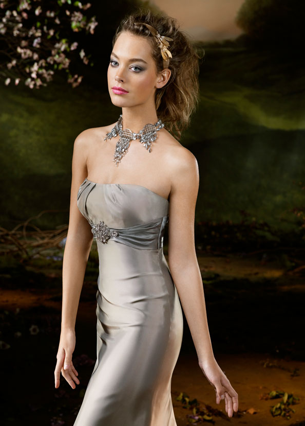 Lazaro Bridesmaids and Special Occasion Dresses Style LZ3041 by JLM Couture, Inc.