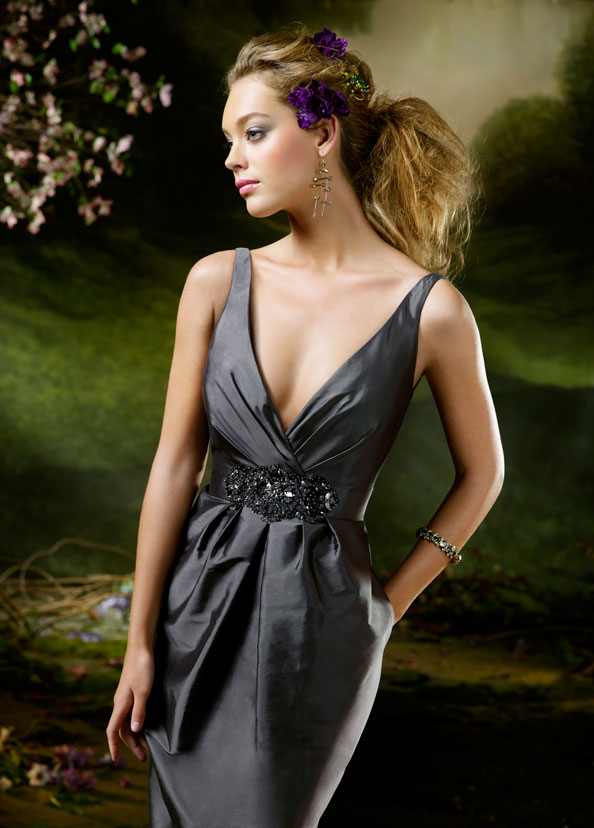 Lazaro Bridesmaids and Special Occasion Dresses Style LZ3032 by JLM Couture, Inc.