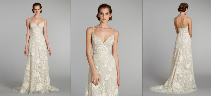 lazaro wedding gown available from bridal boutique bridalboutiquebr