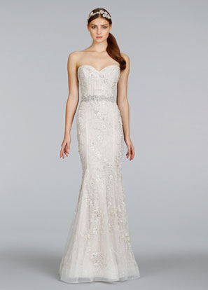 Lazaro Bridal Dresses Style 3411 by JLM Couture, Inc.