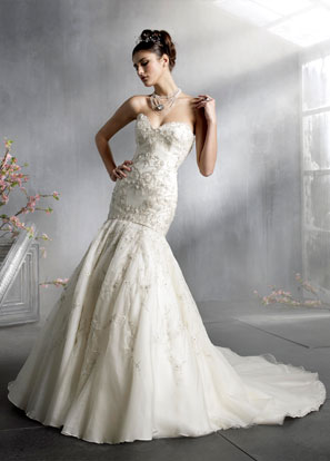 Lazaro Bridal Dresses Style 3804 by JLM Couture, Inc.